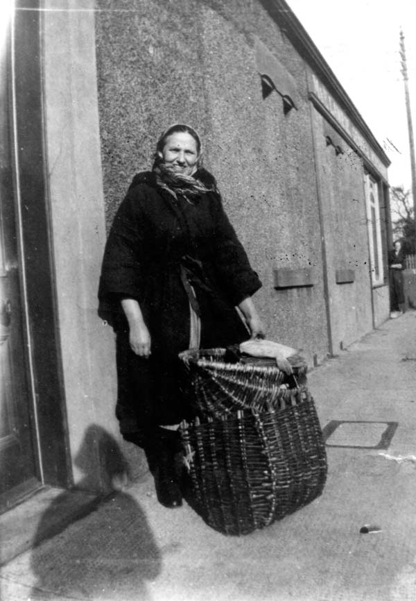Newhaven Fishwife 1930s