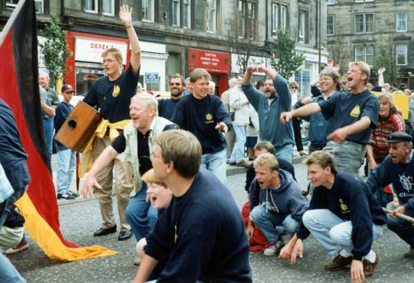 Leith Pageant 16th July 1995