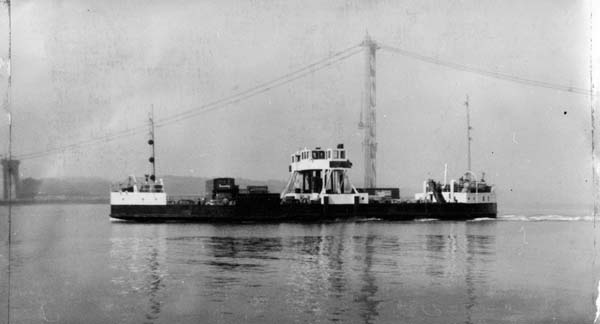 Queensferry Ferry Boat 1963