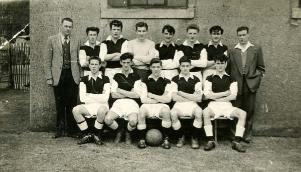 Pilrig Star Football Club Team 1955