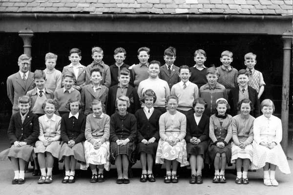 Lorne Street Primary School Class 1958