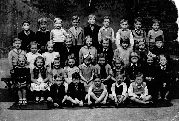 Dr Bell's Primary School Class, mid-1950s