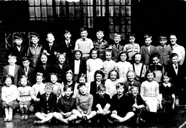Dr Bell's Primary School Class, early 1950s