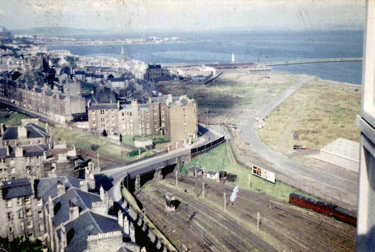Looking West To Newhaven And Beyond 1960s