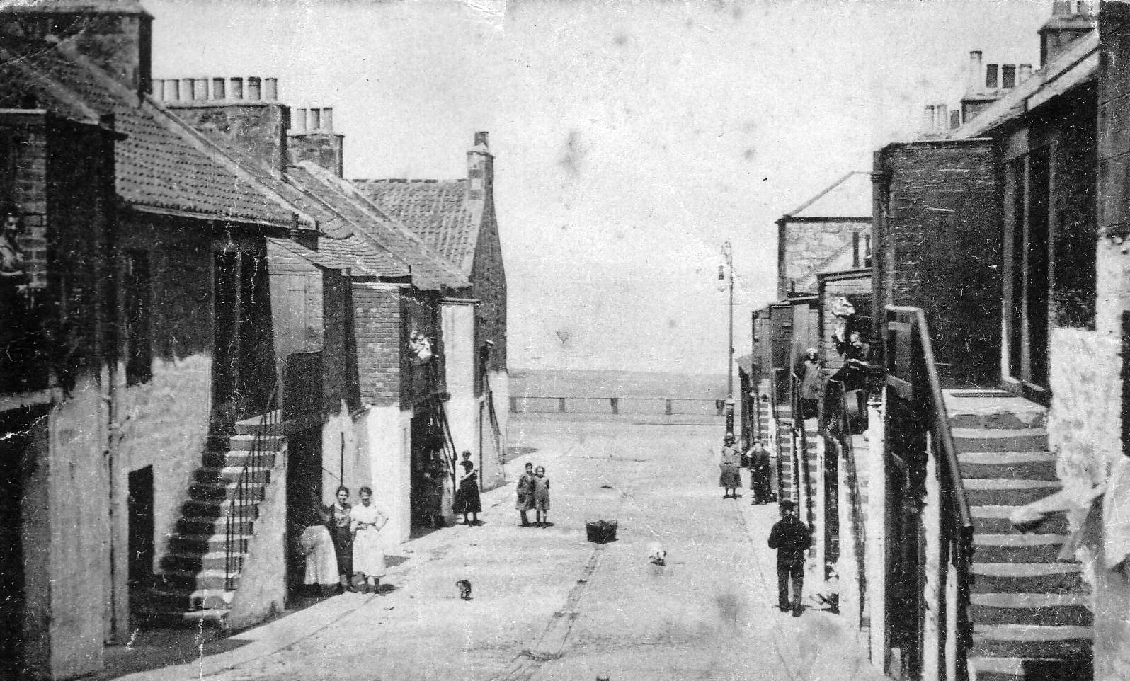 New Lane 1900s