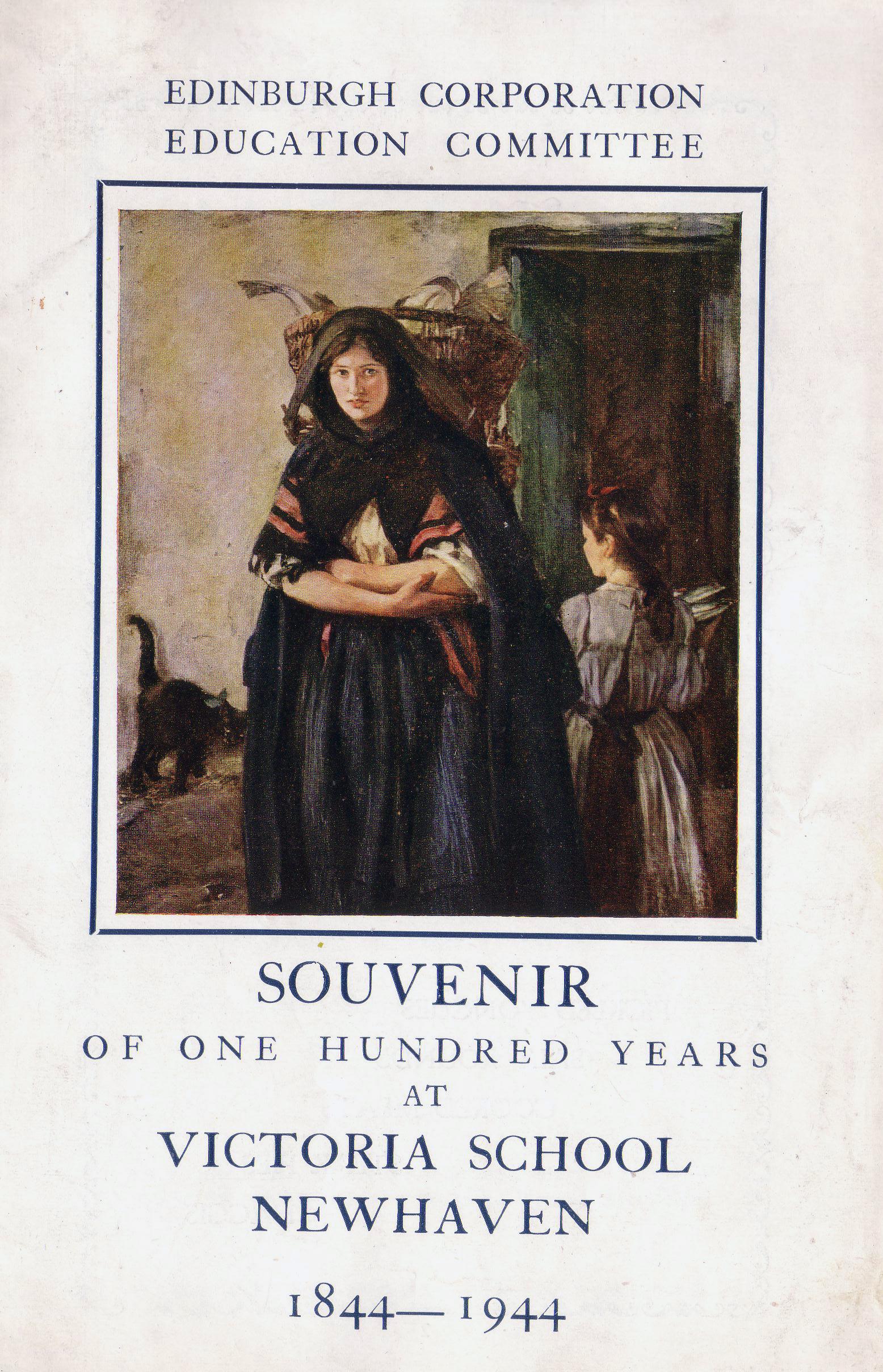 Victoria School Centenary Publication 1944