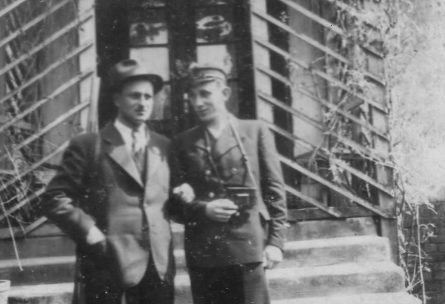Polish National After Outbreak Of War c.1940