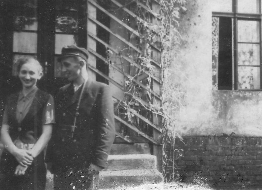 Polish National During Wartime c.1940