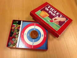 Tiddlywinks Board Game