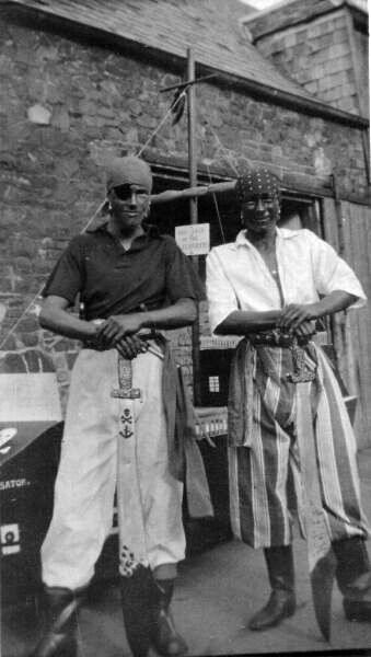 Fancy Dress Pirates 1940s