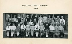 Hunters Tryst School 1965