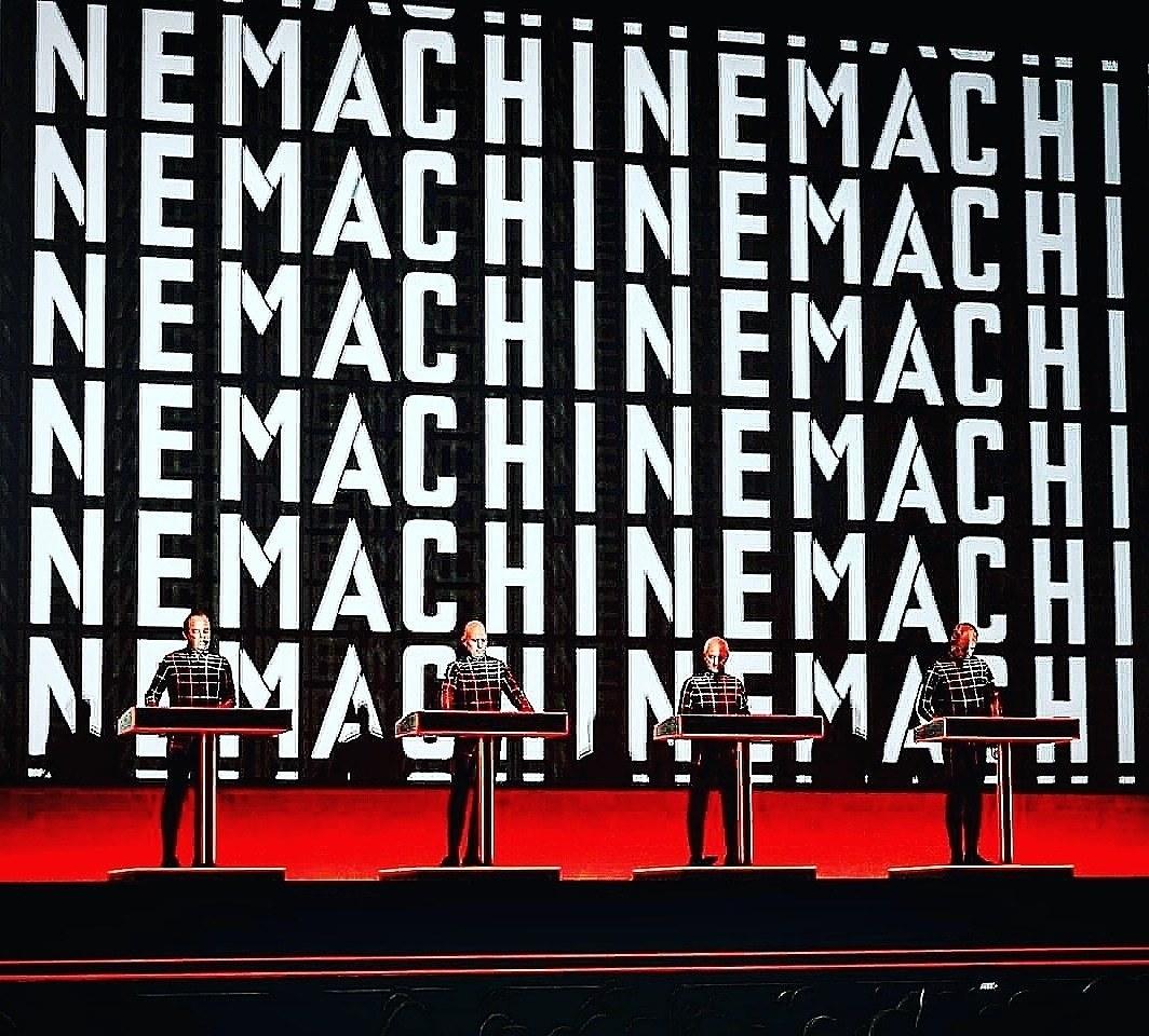 Kraftwerk at the Usher Hall