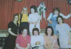 This was my Hen Night in Tiffanys Night Club in Stockbridge.