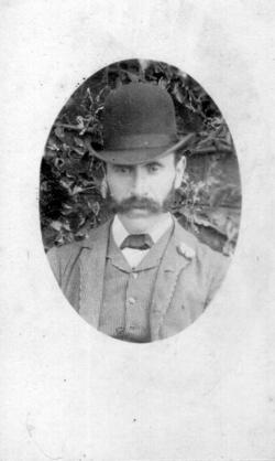 Portrait Victorian Gentleman c.1880