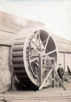 Mill Wheel c.1910
