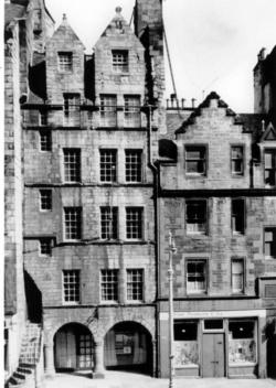 Gladstone's Land 1950s