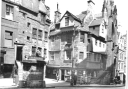 John Knox's House 1950s