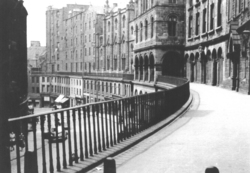 Victoria Street From George IV Bridge 1950s