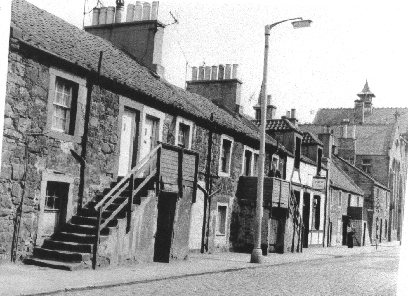 Newhaven Village, October 1967