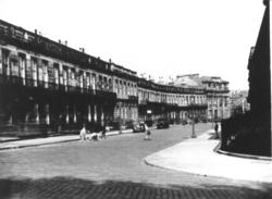 Danube Street, New Town 1960s