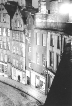 West Bow At Night 1965