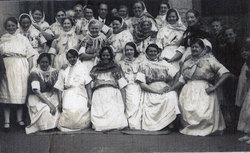 Newhaven Fishwives Choir c.1930
