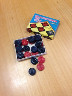 A game of draughts