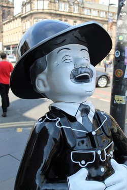 Oor Wullie's Bucket Trail - PC Murdoch