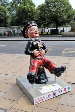 Oor Wullie's Bucket Trail - Tom Gilzean
