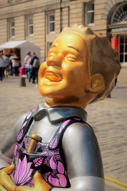 Oor Wullie's Bucket Trail - Cultural