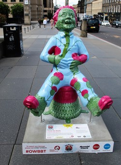 Oor Wullie's Bucket Trail - Thistle Do Nicely