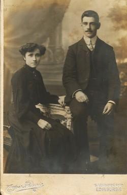 Granny and Grandad Robertson