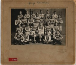 Abbeyhill Football Team 1922/23