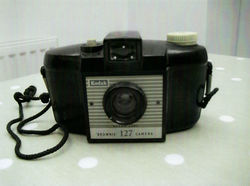 I was aged 7 when I got my my Kodak Brownie 127 Camera. I had 2 cameras
