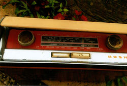 I had this Bush radio when I was 15 years old and on a Sunday night..