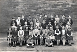 Leith Walk Primary School Class Portrait 1952
