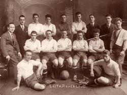Leith Rovers Football Club Team c.1920
