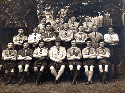 4th Scouts Trinity 1937