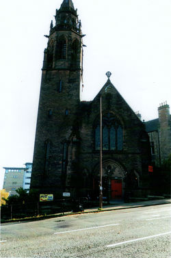 My Mum & Dad were married in the the Church of Scotland Presbytery,