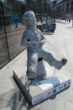 Oor Wullie's Bucket Trail - Golden Pocket