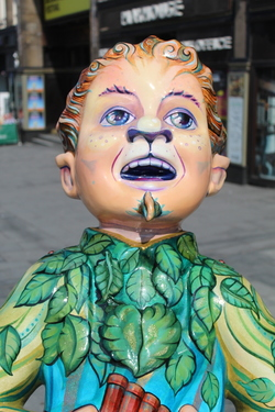 Oor Wullie's Bucket Trail - Woodland Spirit