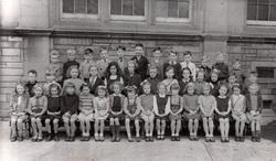 Sciennes Primary School Class Portrait c.1946