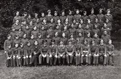 George Heriot's School Air Training Corps Cadets c.1950
