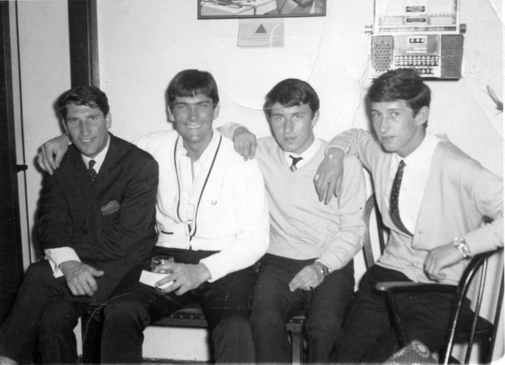 Young Men On A Night Out 1967