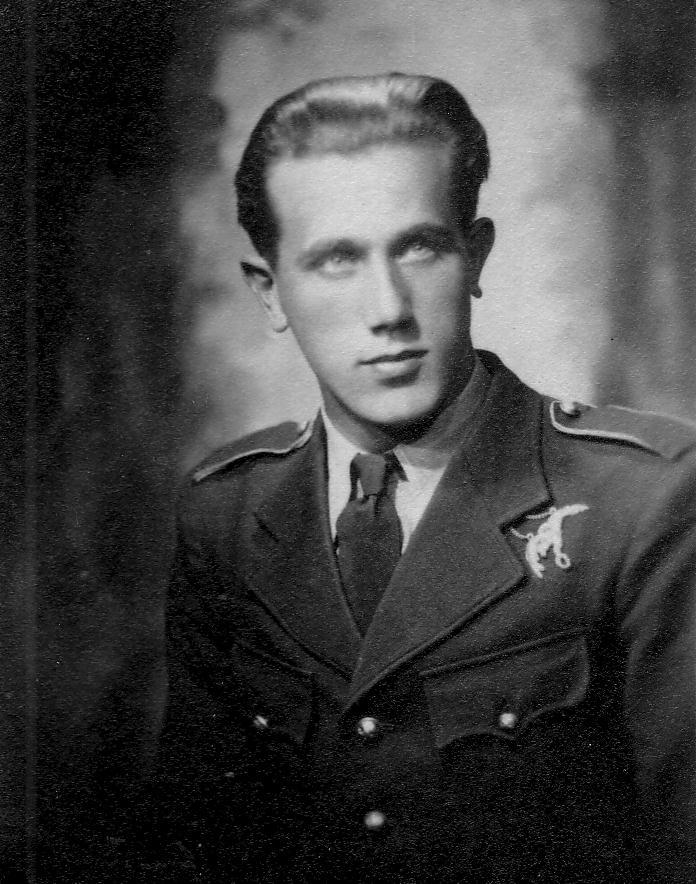 Member Of Polish Air Force c.1942