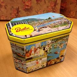Butlin's souvenir tin