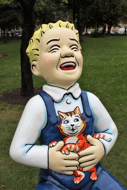 Oor Wullie's BIG Farewell Weekend - Oor Wullie, wee Jeemy and the Toon Cat