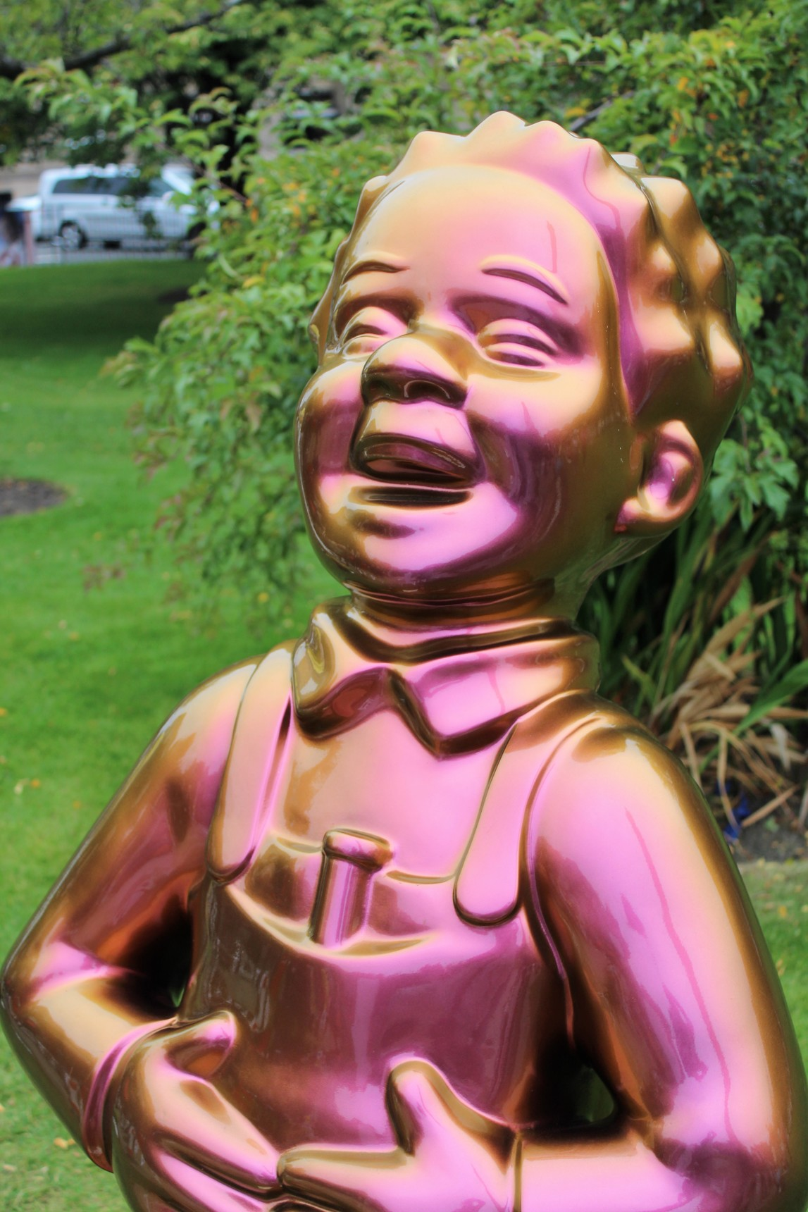 Oor Wullie's BIG Farewell Weekend - Time to Shine