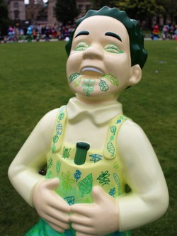 Oor Wullie's BIG Farewell Weekend - Let's Leaf Our Trees to Grow