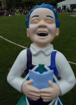 Oor Wullie's BIG Farewell Weekend - Oor Crossing